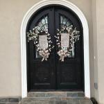 8ftx72 Iron Door