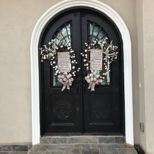 Photo of 8ftx72 Iron Door