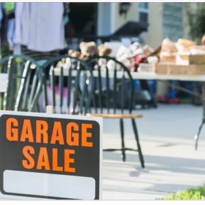 Photo of Garage Sale!!!