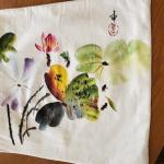 Chinese Pillow case