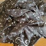 Music scarves