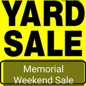 Photo of I BET YOU NEVER BEEN TO A YARD SALE LIKE THIS BEFORE! ALL ITEMS ARE BRAND NEW