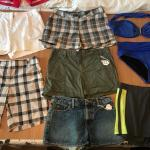 Womens Brand Name Summer Clothes - Size Small & X-Small