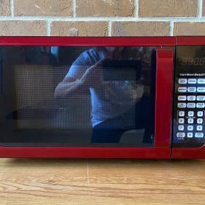 Photo of Hamilton Beach microwave
