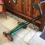 Scott's push mower