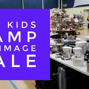 Photo of Royal Family Kids Camp Rummage Sale