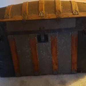 Photo of Antique Trunk