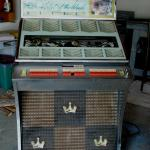 1960s Seeburg Juke Box For Parts or restore