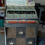 1960s Seeburg juke box for restoration