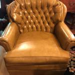Retro Vinyl Chair