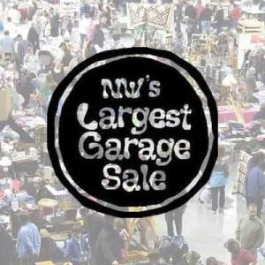 Photo of 600 Garage Sales July 24th