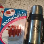 Bacon & coffee