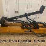 Nordic Track Easy Ski