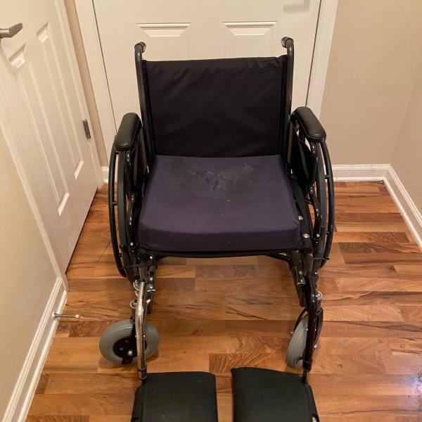 Photo of Invacare SRX 5 wheelchair