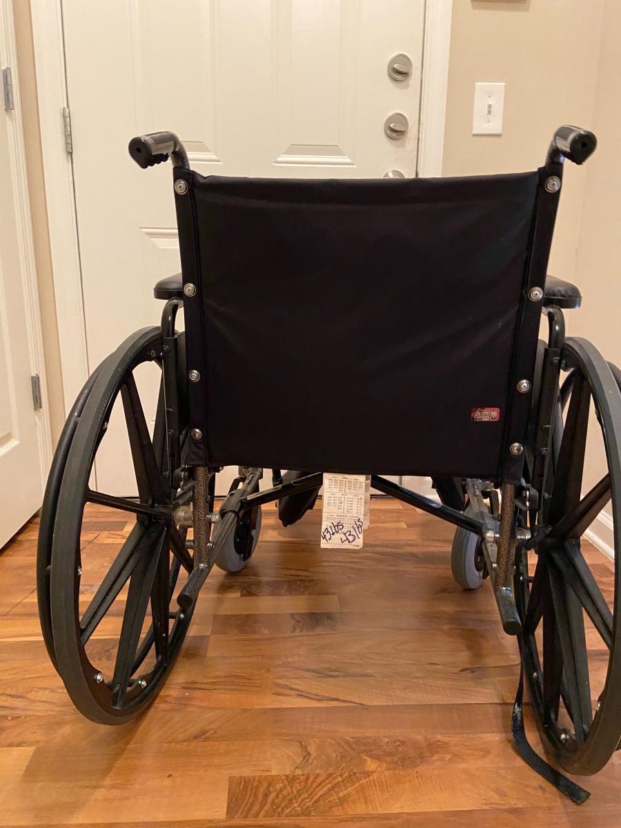 Photo 7 of Invacare SRX 5 wheelchair
