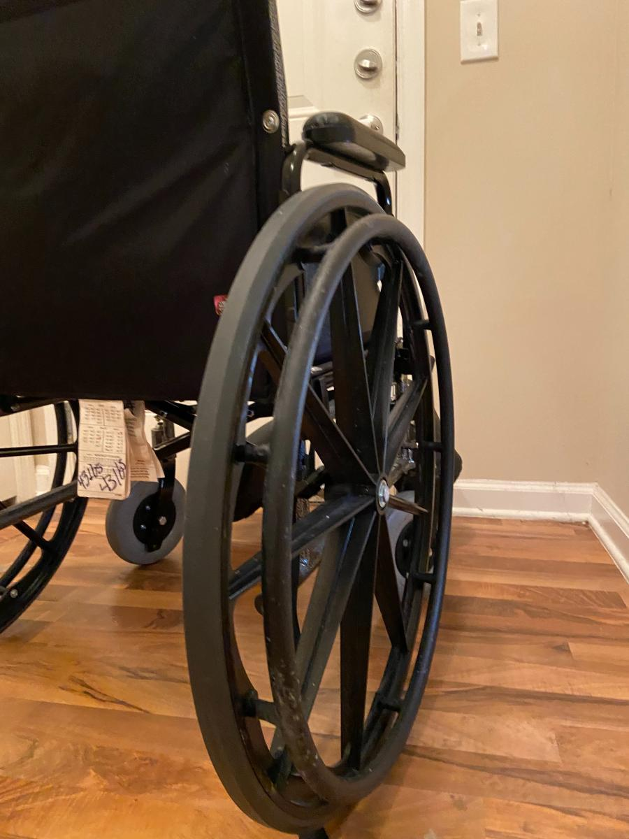 Photo 6 of Invacare SRX 5 wheelchair