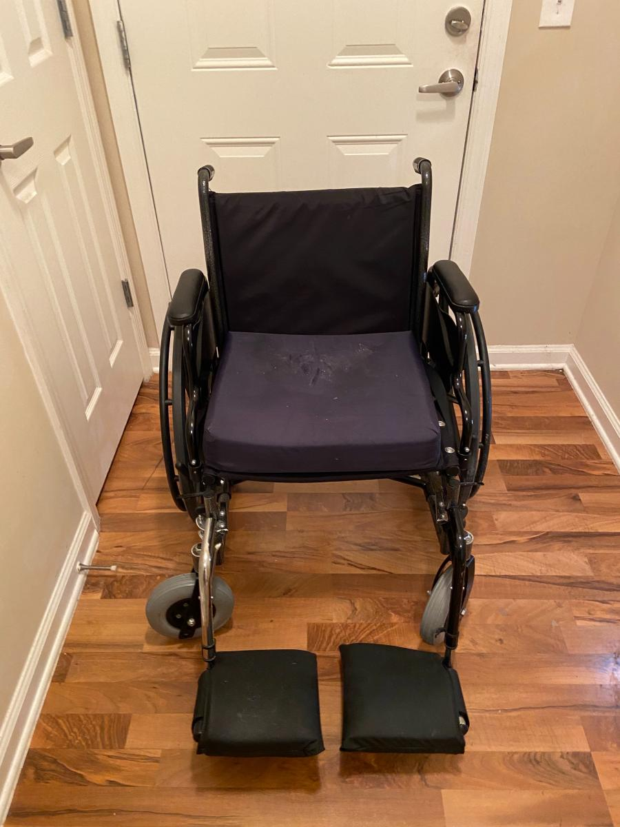 Photo 1 of Invacare SRX 5 wheelchair