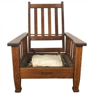 Photo of Antique Morris Chair