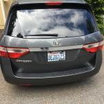 2013 Honda Odyssey low mileage 63904