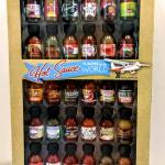 🔥Hot Sauce🔥 Flavors of the World🔥Collectible Mini Bottles *NIB*