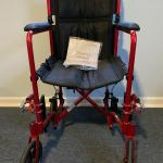 Everest & Jennings Transport Chair