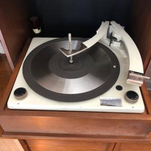 Photo of General Electric Record Player
