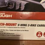 HT Hitch Mount 2-Bike Carrier