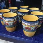 8 Pier 1 Alexandria  Mugs