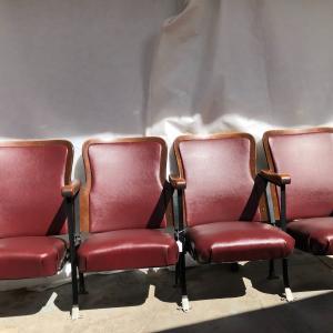 Photo of Theater Seats