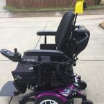 NEW Power Wheelchair - Invacare