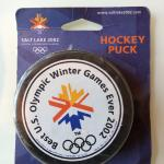 Commemorative Hockey Puck