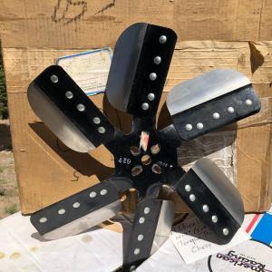 Photo of Radiator Fan