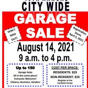 Photo of Dearborn Heights 16th Annual City-Wide Garage Sale