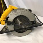 Lot 234 -DeWalt Power Tools, Motor & More