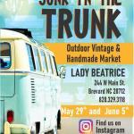 Junk in the Trunk Vintage & Handmade Outdoor Market