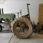 John Deere Tractor  1939 A