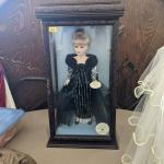 """16""""  porcelain doll, a Camellia Garden  collection"""