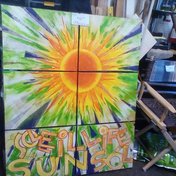 Photo of Sun picture