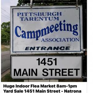 Photo of Annual Campground Rummage Sale