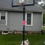48 inch adjustable basketball good