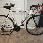 Genesis road bike Aluminium size M _ 700c