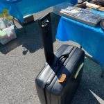 Large, Sturdy Luggage, 2 Suiter