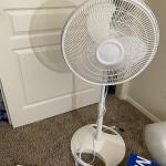 pedastal fan