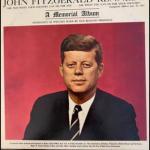 Vintage  JFK Album