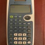 TI-30XS Calculator