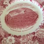 8 Plymouth Rock dinner plates
