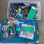 Legos, all kind, lots