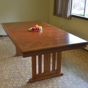 Photo of Dining room table and 6 chairs