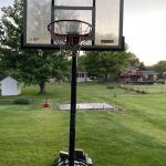10 ft basketball hoop