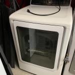 Samsung 9.5 cu. ft. Gas dryer